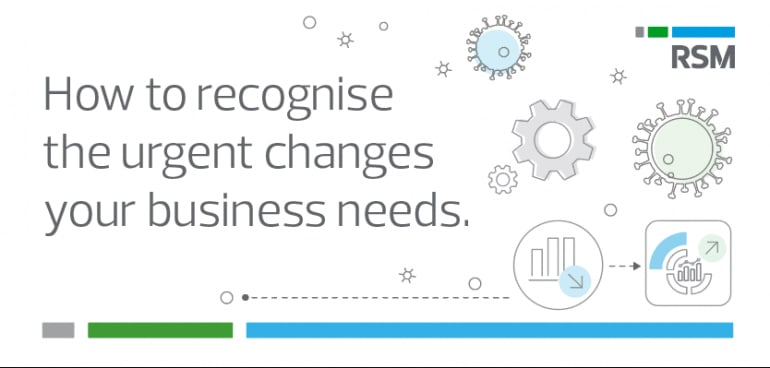 How to recognise the urgent changes your business needs