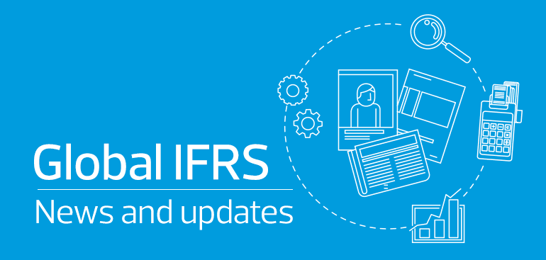 Your Global Summary of IFRS News and Developments