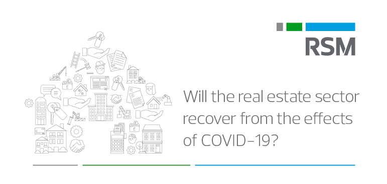 Will the real estate sector recover from the effects of COVID-19?