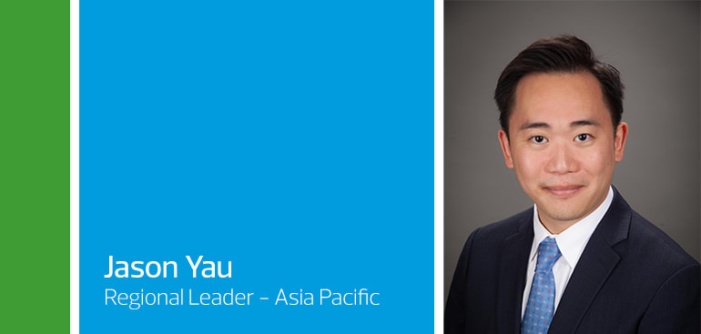 RSM appoints Jason Yau as leader for high growth Asia-Pac Region
