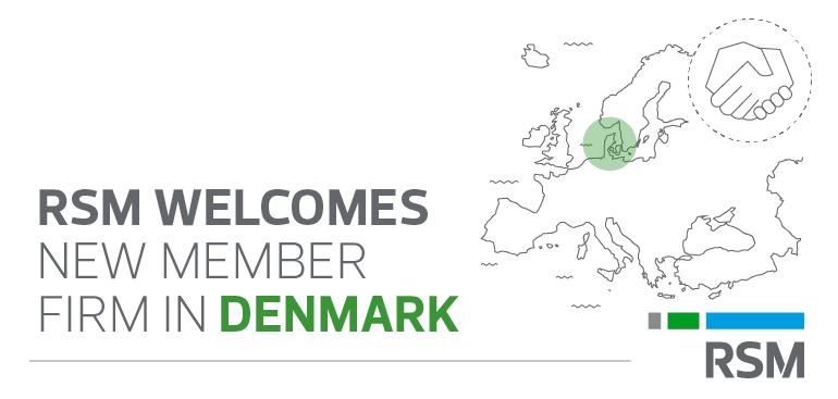 RSM welcomes new member firm in Denmark