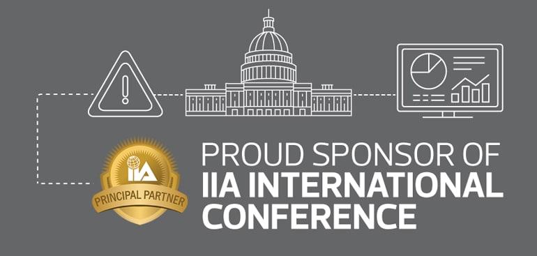 RSM proud sponsor of IIA International conference 2019