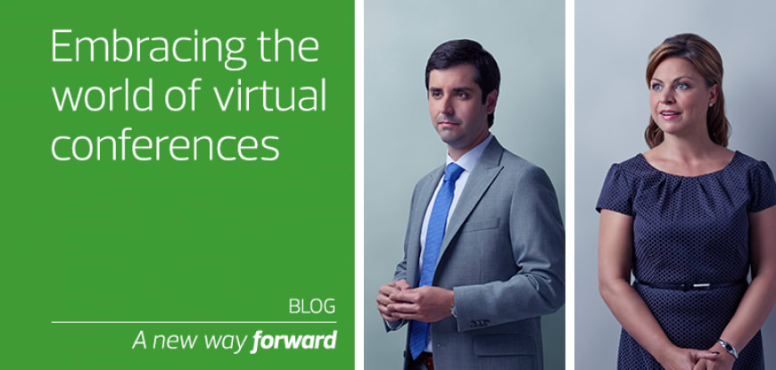 Embracing the world of virtual conferences
