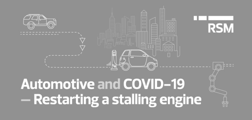 Automotive and COVID-19 – Restarting a stalling engine