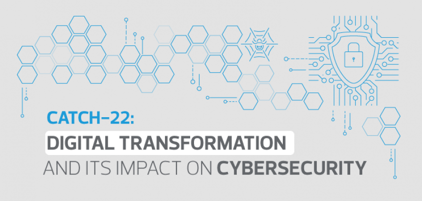 Catch-22: Digital Transformation and its impact on cybersecurity