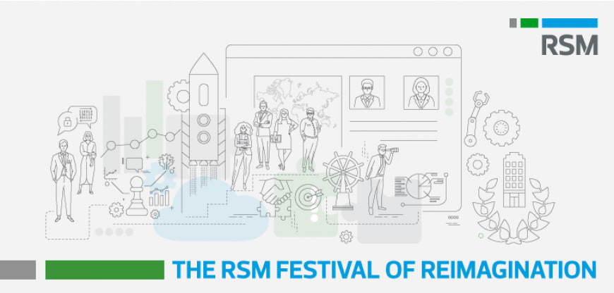 Coming together virtually in a Festival of Reimagination