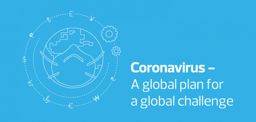 Coronavirus – A global plan for a global challenge