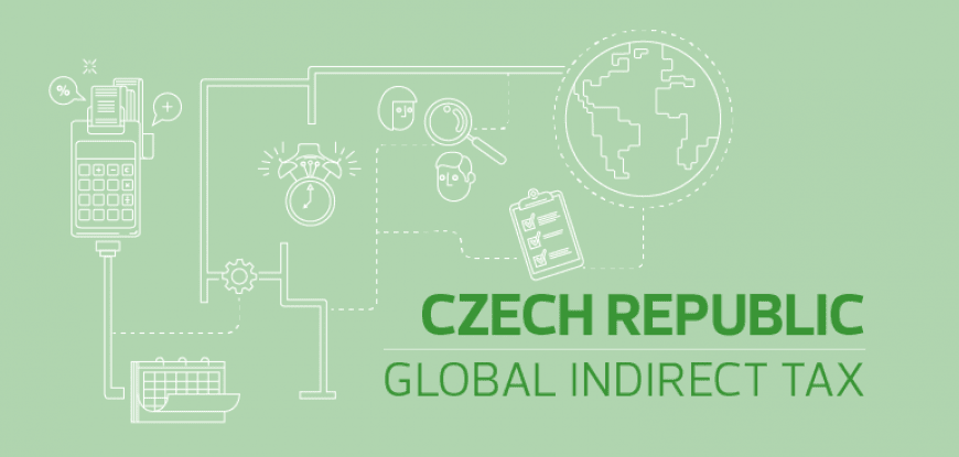 COVID-19 update - Indirect tax, Czech Republic