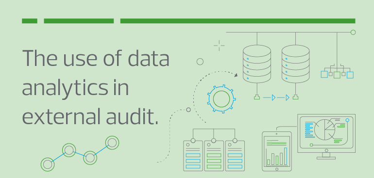 The use of data analytics in external audit