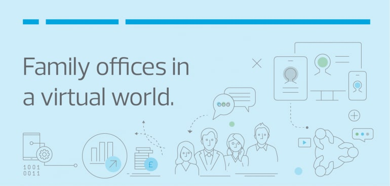 Family offices in a virtual world