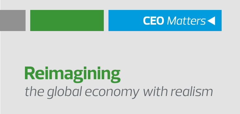 Reimagining the global economy with realism