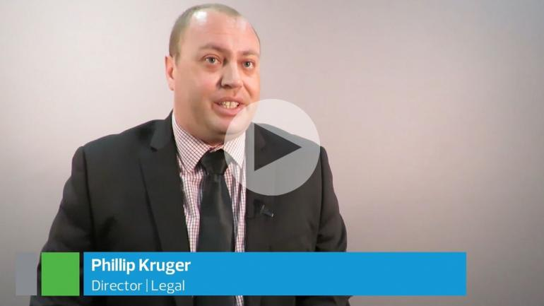 Phillip Kruger - POPIA implementation deadline