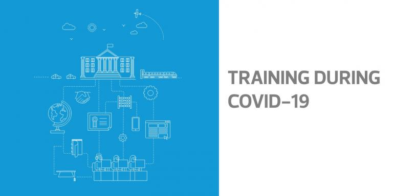 Training during Covid-19