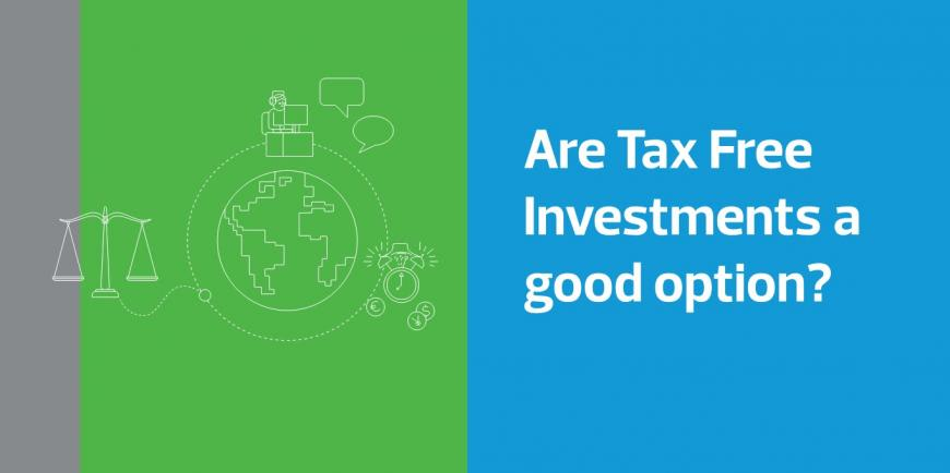 Tax free investments