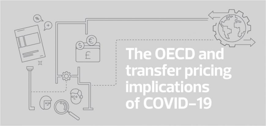 OECD Guidance on Transfer Pricing