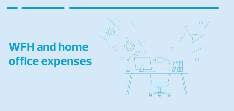 Home office expenses for work from home employees