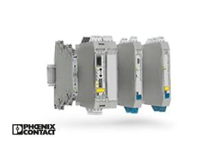 信號調節器 - 安全傳輸信號