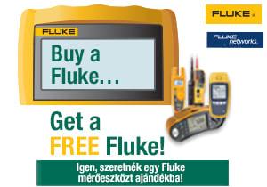 Buy a Fluke - Get a FREE Fluke