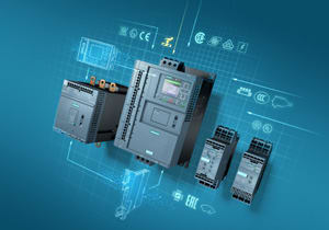 Démarreurs progressifs Siemens SIRIUS 3RW