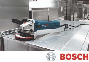 Bosch X-LOCK haakse slijpers