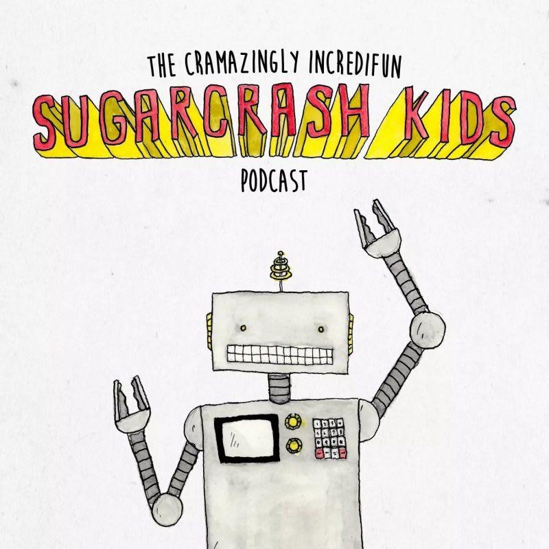 sugarcrash kids podcast