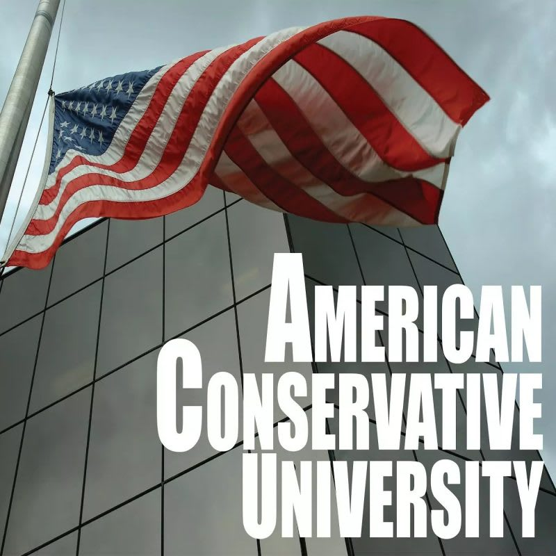 american conservative podcast