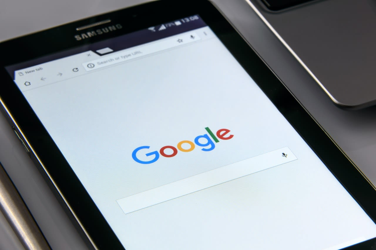 google search for podcast ideas