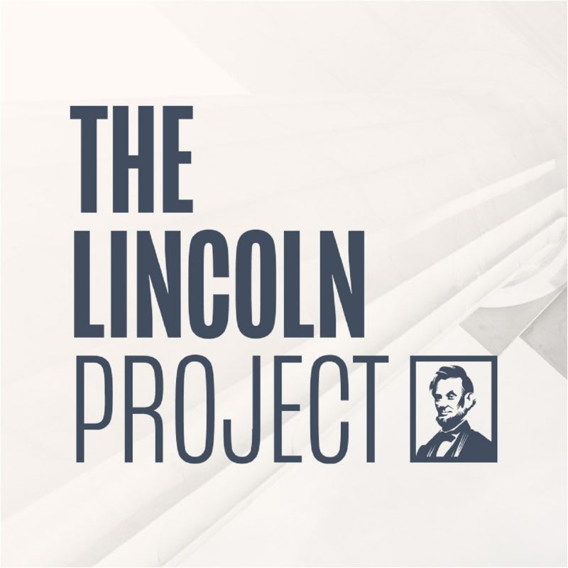 the lincoln project podcast