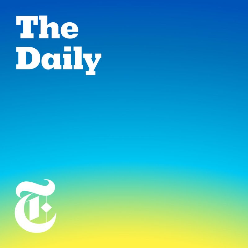the daily podcast