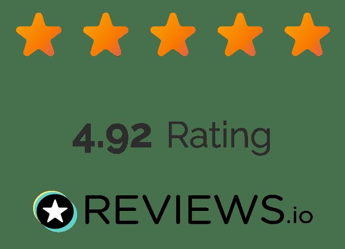 rss.com podcasting reviews badge