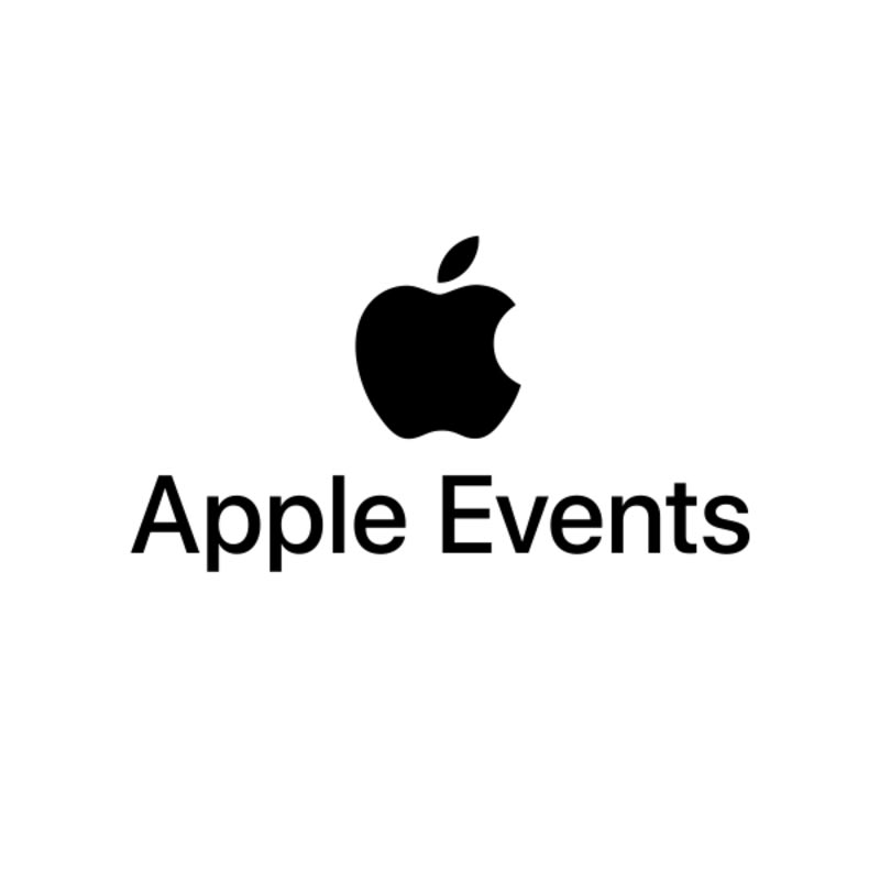 apple events podcast
