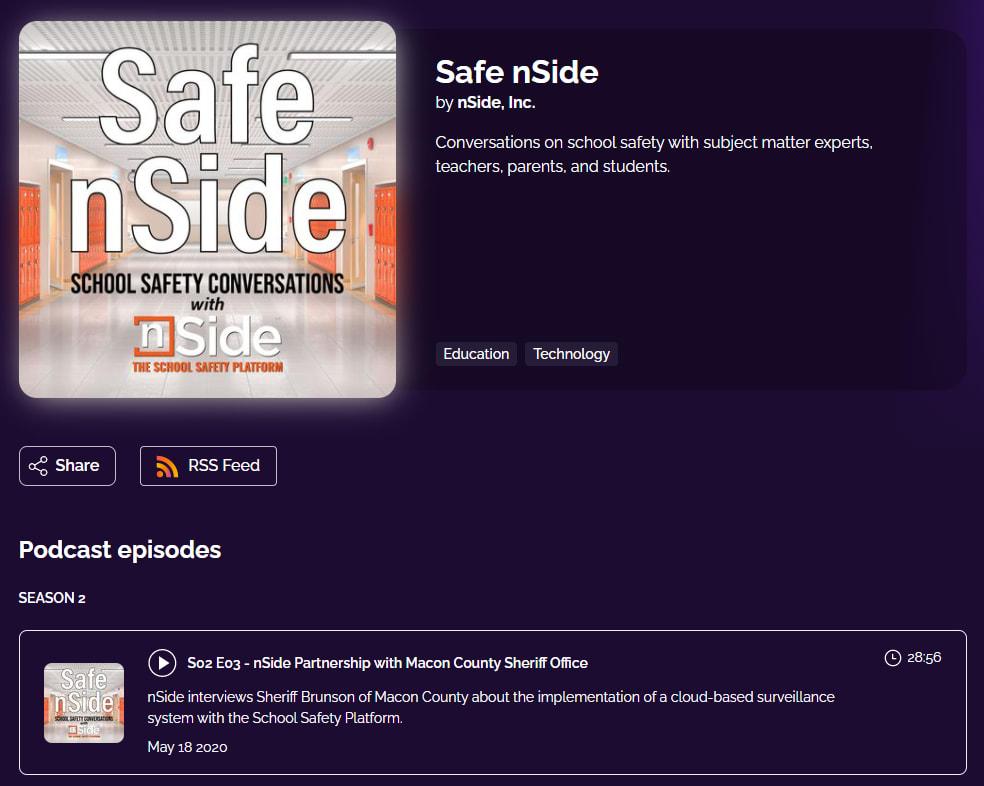 safenside podcast