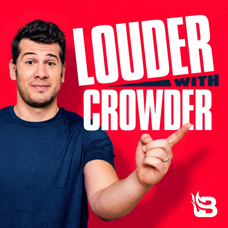 louder with crowder podcast