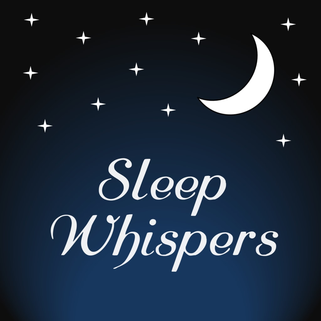 sleep whispers podcast