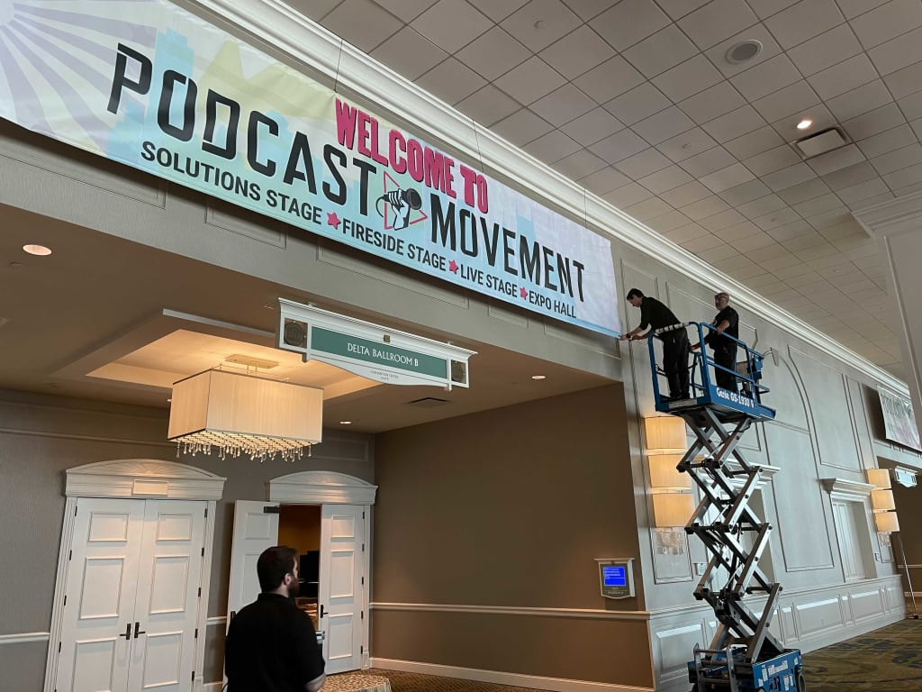 podcast movement 2021