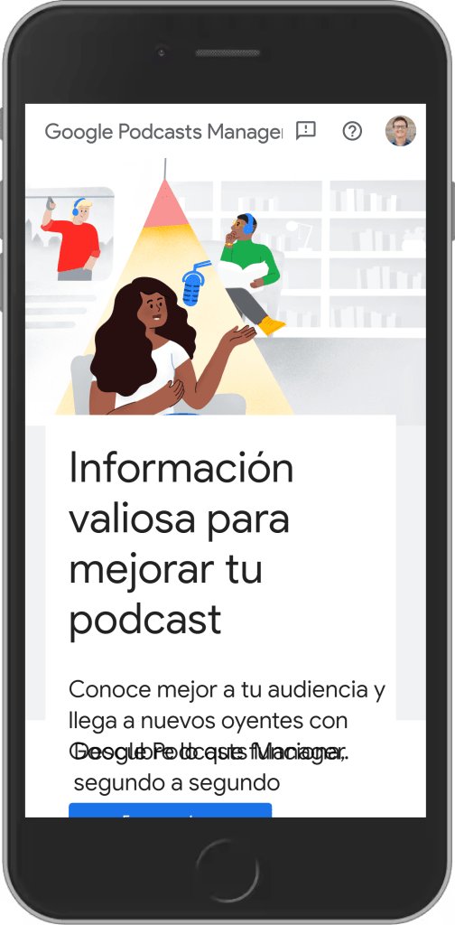 podcasts manager mexico