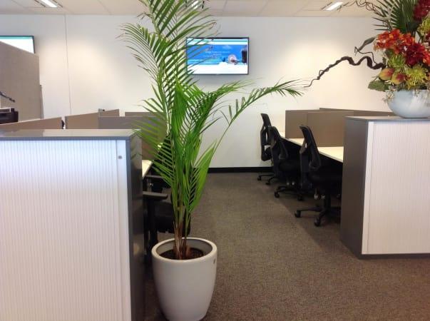 Desk space area