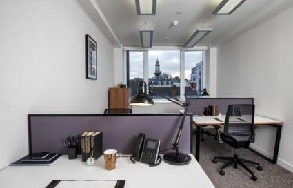 20 Person premium private office in Euston