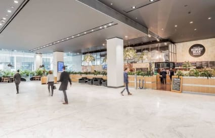 Barangaroo desk space for up to 6