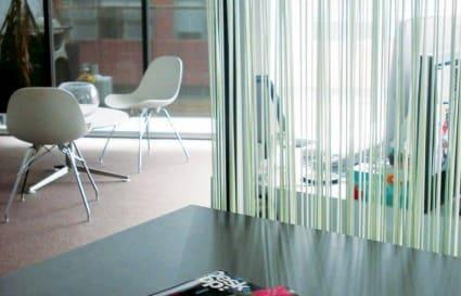 Private spaces in creative studio