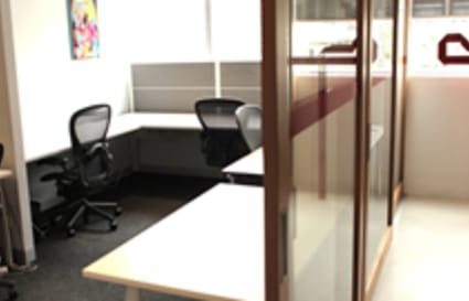 4-6 Person Private Office