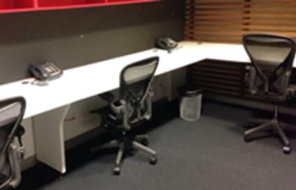 4 Person Private Office