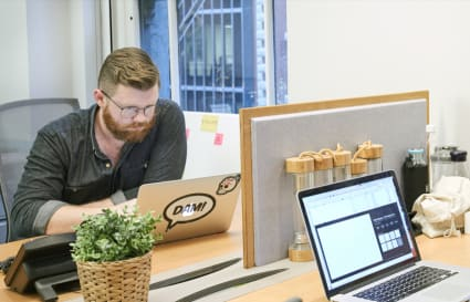 Open Plan Desks From $650 / Month