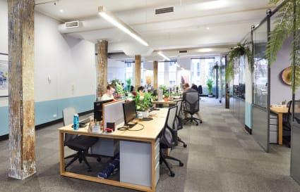 9 Coworking Desks Near Town Hall