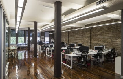 4 Desks Remain with Creative Agency