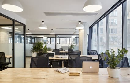15 Person external private office