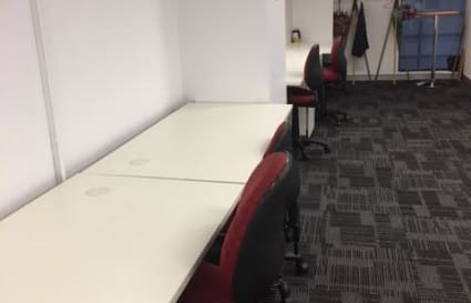 Friendly For-Purpose office space