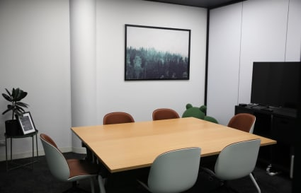 Meeting room in St Kilda