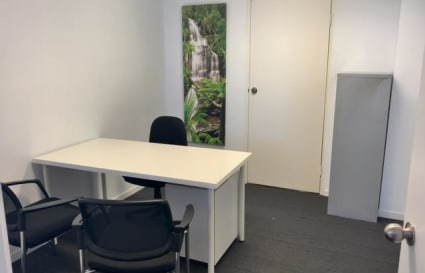 Private 1-2 person offices