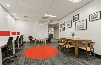 Co-working office space in Bligh